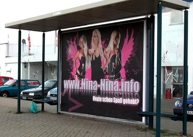 Exklusive Plakatwerbung!